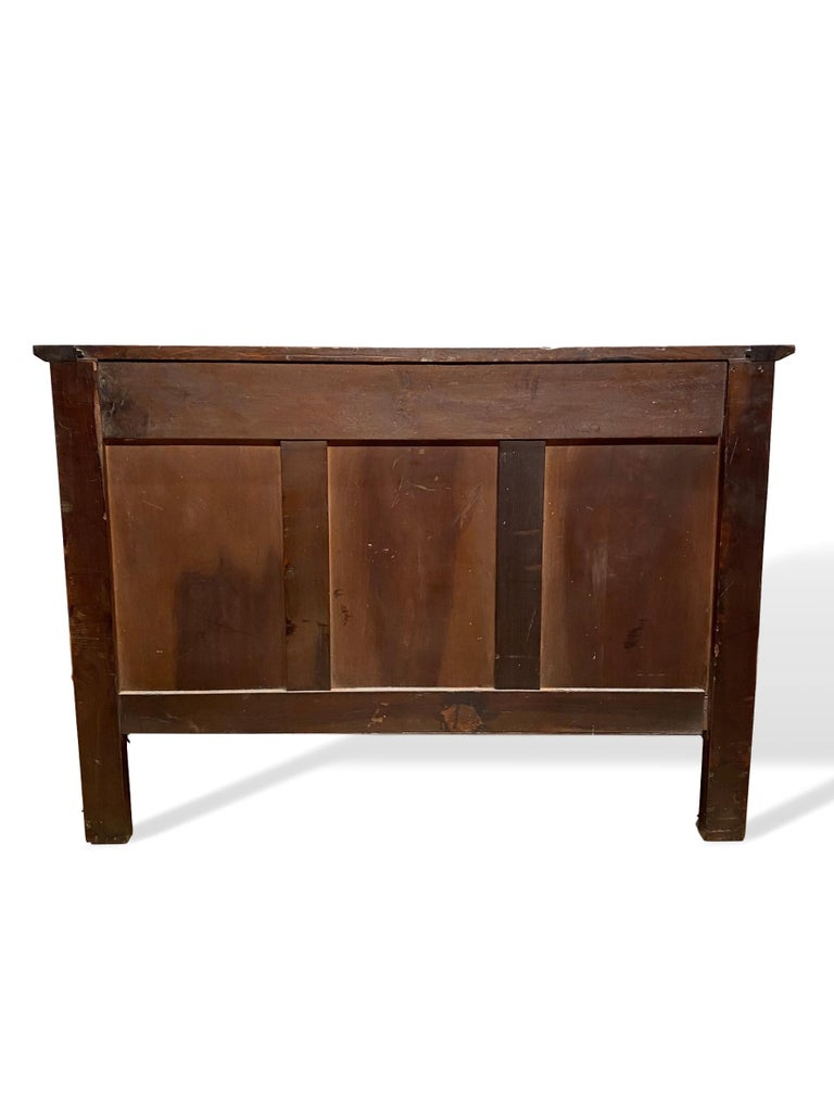 Antique Empire Period Cherrywood Commode, French, circa 1820 For Sale 1