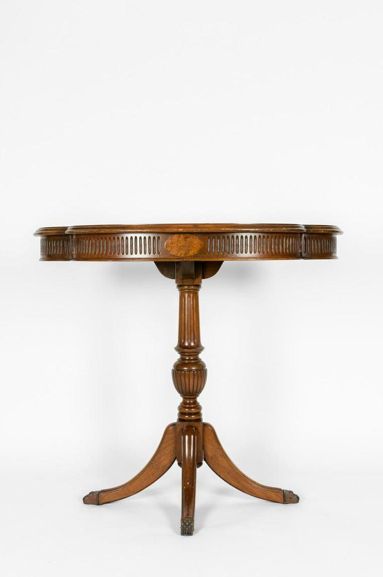 Wondrous Antique Empire Style Mahogany Demilune Theyellowbook Wood Chair Design Ideas Theyellowbookinfo