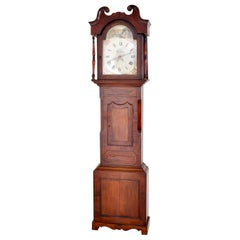 Antique English 8Day Georgian Longcase/Grandfather Clock C. Sewell Bradford 1820