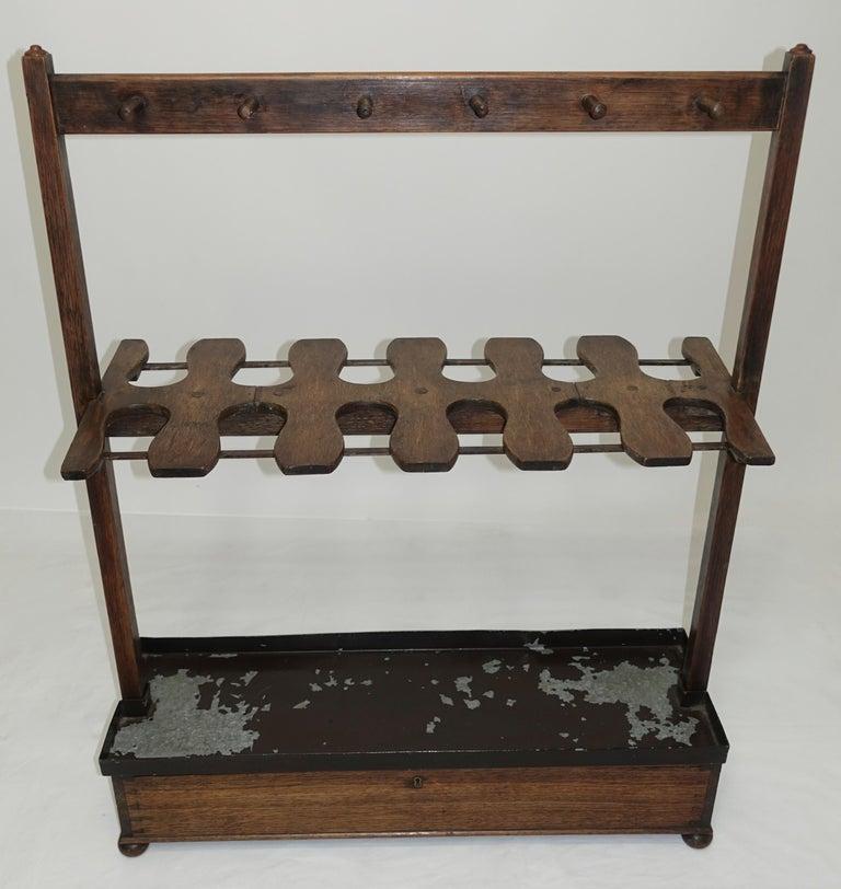 Antique English Boot Rack, circa 1820 For Sale 5