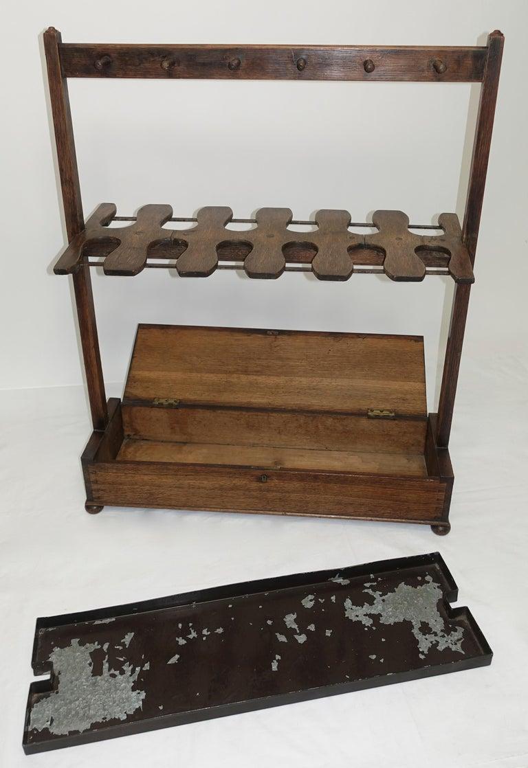 Antique English Boot Rack, circa 1820 For Sale 6