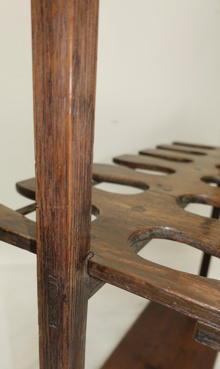 Antique English Boot Rack, circa 1820 For Sale 7