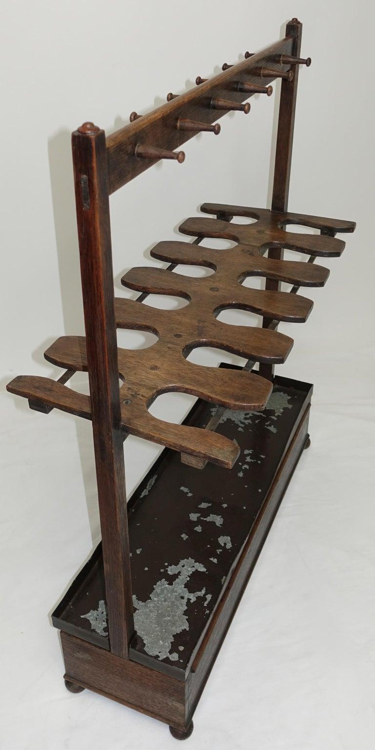 Antique English Boot Rack, circa 1820 For Sale 2