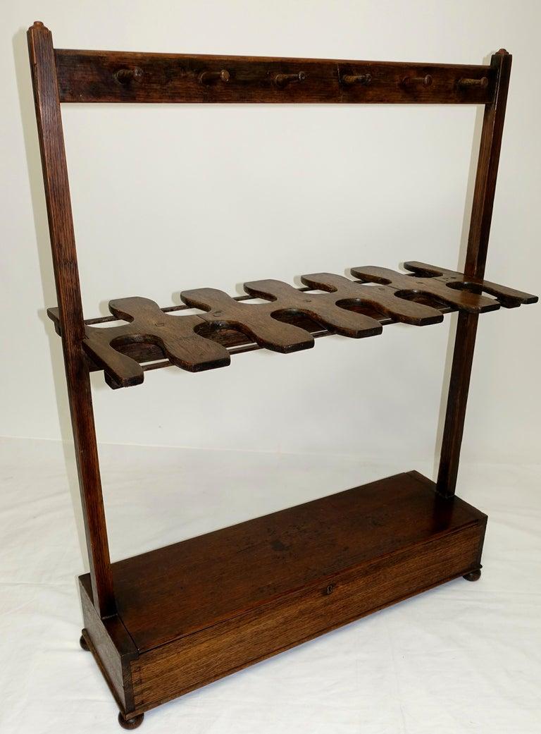 Antique English Boot Rack, circa 1820 For Sale 3