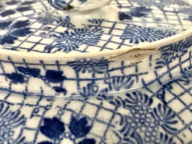 19th Century Antique English Copeland and Garrett 'Spode' Earthenware
