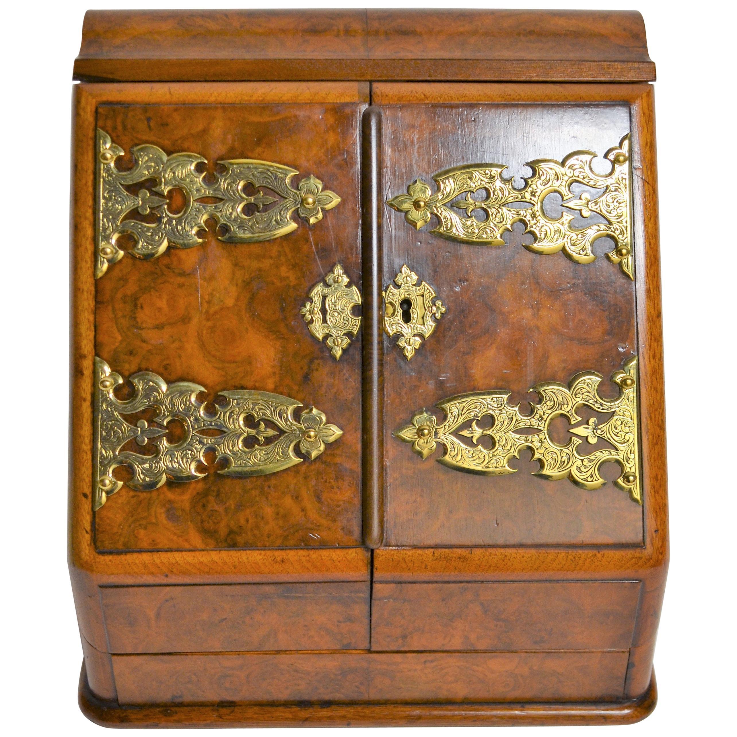 Antique English Desk Set