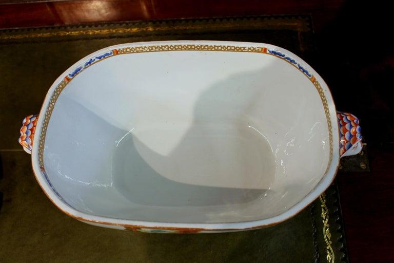 Fabulous quality antique English spode earthenware