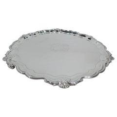 Metal Platters and Serveware