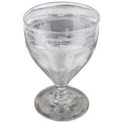 Georgian Crystal Serveware
