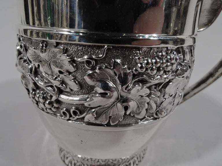 Mid-19th Century Antique English Regency Sterling Silver Baby Cup by Emes & Barnard For Sale