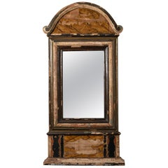 Antique English Regency Style Mirror
