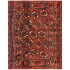 Antique Ersari, Beshir Rug