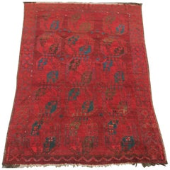 Antique Ersari Tribal Rug