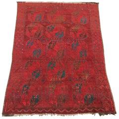 Antique Ersari Tribal Rug