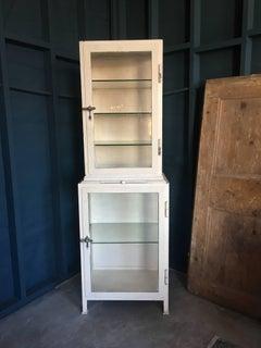 Antique European Apothecary Cabinet