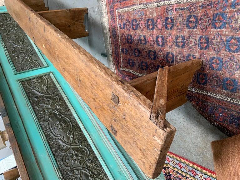 Antique European Bench For Sale 1