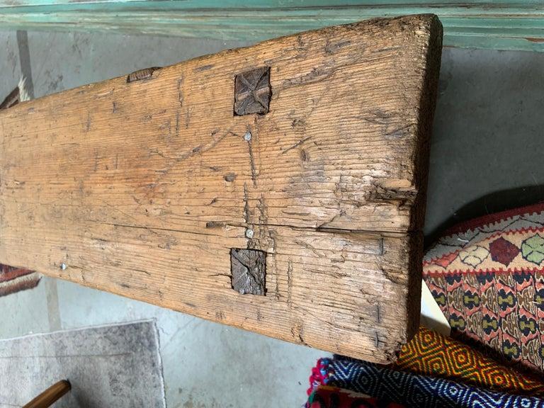 Antique European Bench For Sale 2