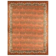Antique Donegal Carpet