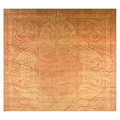 Antique European Savonnerie Rug