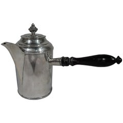 Antique European Silver Coffeepot