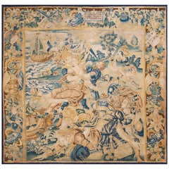 Antique European Tapestry