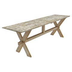 Antique Farm Table from Sicily
