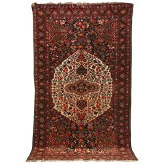 Antique, Fine Orient Rug, Carpet, Runner
