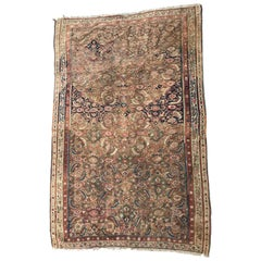 Antique Fine Senneh Kilim