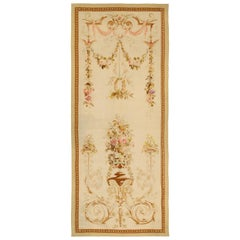 Antique French Aubusson Rug/Runner