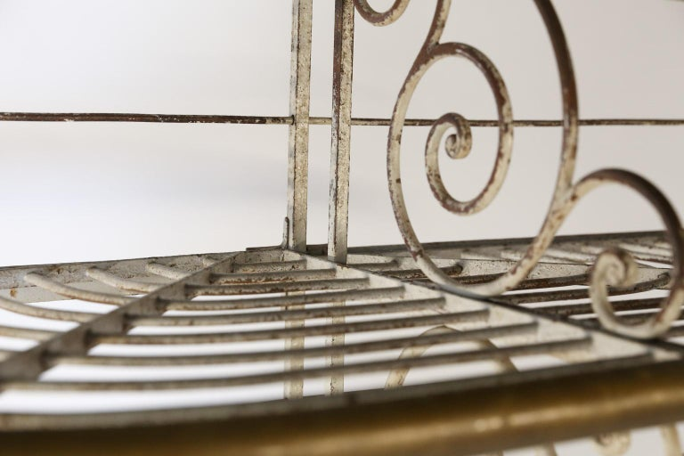 Antique French Bakers Rack 4