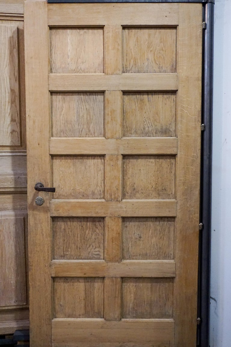 Antique French Carved Door For Sale 2