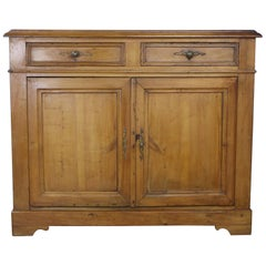 Antique French Cherry Louis Philippe Buffet