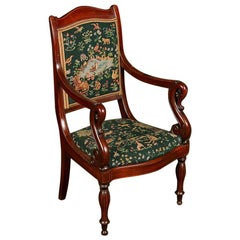 Antique French Childs Chair