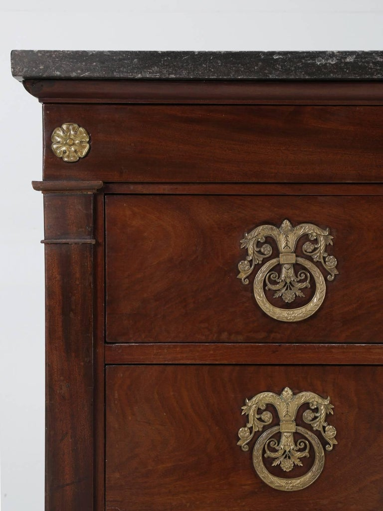 Antique French Commode Or Dresser From