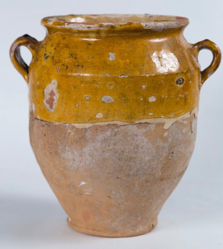Antique French Confit Pot, circa 1900 For Sale 3