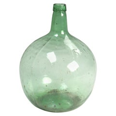 Antique French Demijohn or Carboy