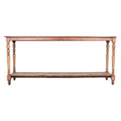Antique French Drapers Table