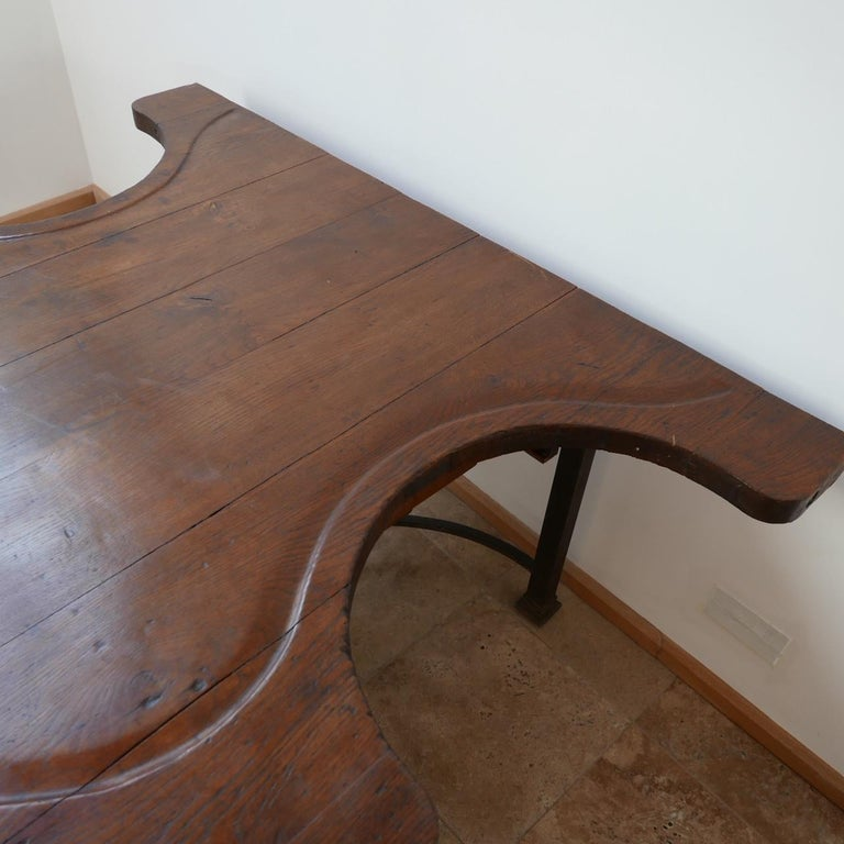 Antique French Jewellers Table For Sale 5