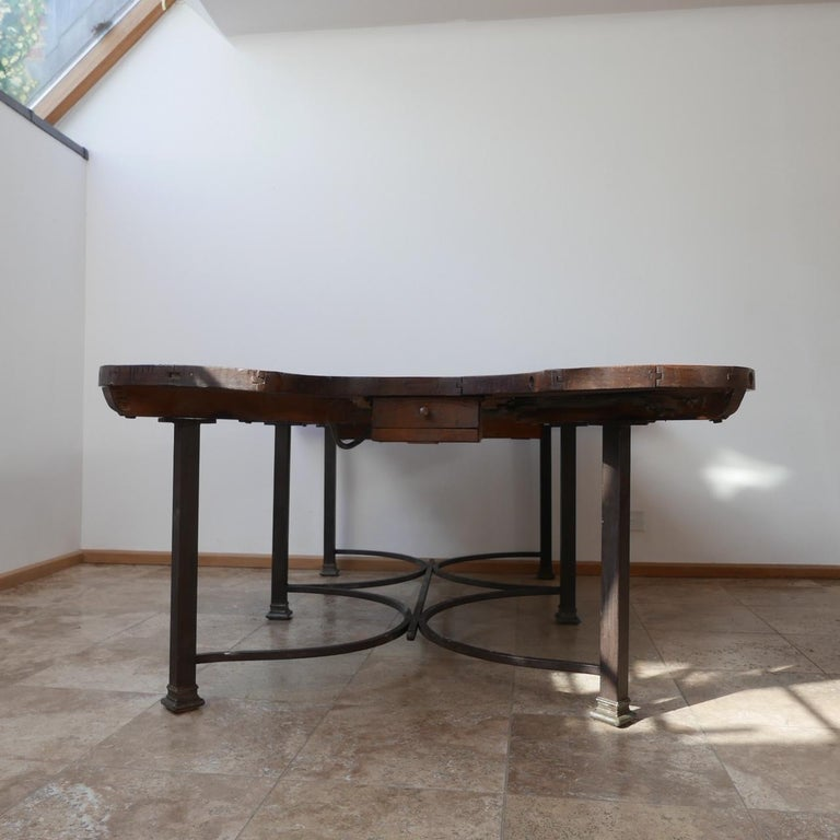 Antique French Jewellers Table For Sale 8