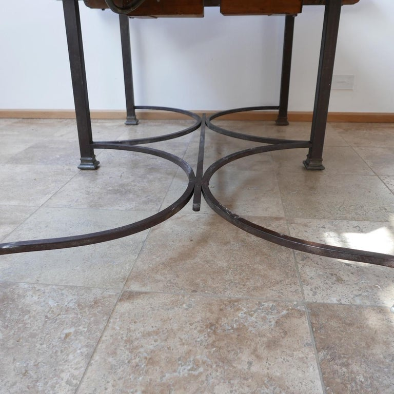 Antique French Jewellers Table For Sale 10