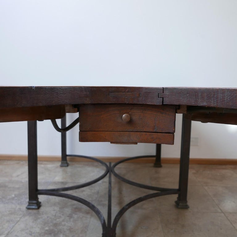 Antique French Jewellers Table For Sale 11