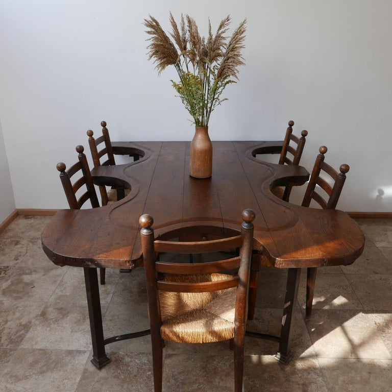 Late 19th Century Antique French Jewellers Table For Sale