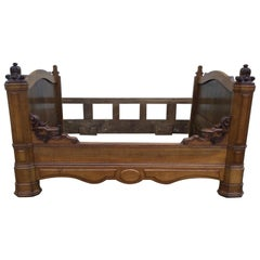 Antique French Louis-Philippe Daybed