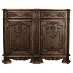 Antique French Louis XIV Buffet
