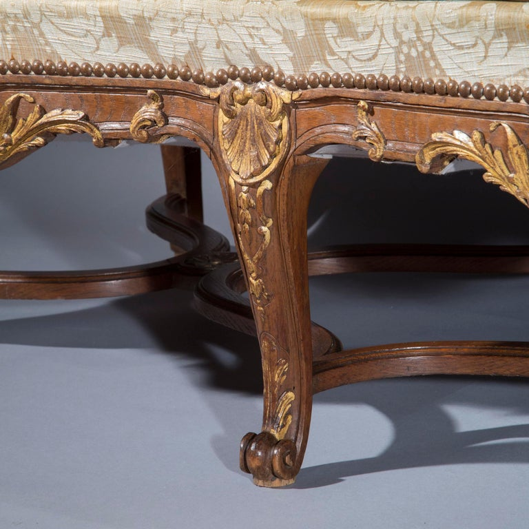 Antique French Louis XIV Style Sofa or Settee, 19th century 8