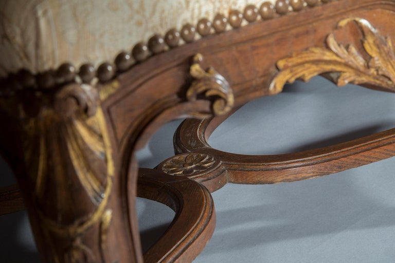 Antique French Louis XIV Style Sofa or Settee, 19th century 2