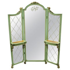 Louis XV Floor Mirrors and Full-Length Mirrors