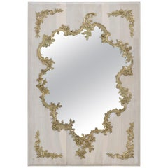 Antique French Louis XV Style Mirror
