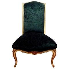 Louis XV Slipper Chairs