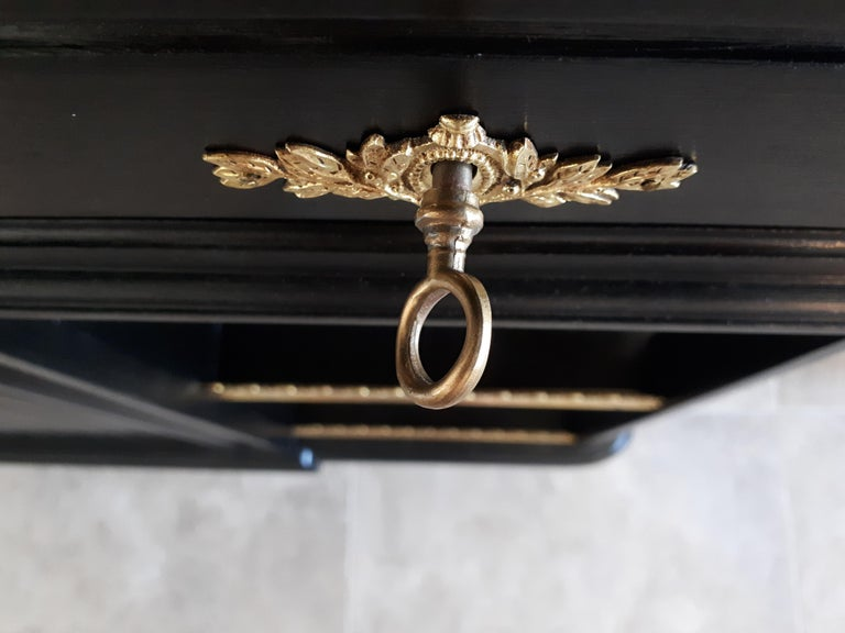 Antique French Louis XVI Style Buffet For Sale 5